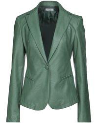 Motel Suit Jacket - Green