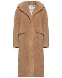 Calvin Klein Coat - Natural