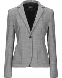 TRUE NYC Suit Jacket - Grey
