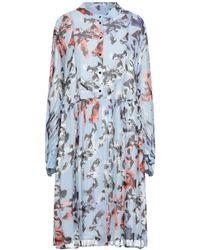 Lala Berlin Midi Dress - Blue