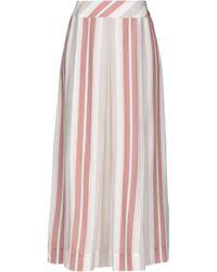 Biancalancia Midi Skirt - Pink