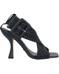 TOPSHOP Sandals - Black