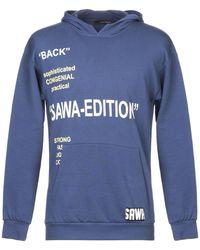 Takeshy Kurosawa Sweatshirt - Blue
