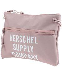Herschel Supply Co. Sacs à dos et bananes - Rose