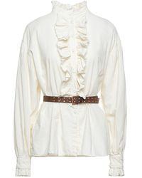 Souvenir Clubbing Shirt - White