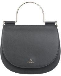 Aigner Handbag - Black