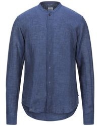 Armani Shirt - Blue