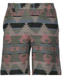 Anerkjendt Shorts & Bermuda Shorts - Green
