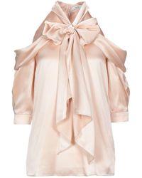 Erdem Blouse - Pink