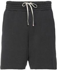 Les Tien Shorts & Bermudashorts - Grau
