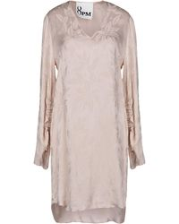 8pm Short Dress - Pink