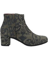 Lisa Corti Ankle Boots - Multicolour