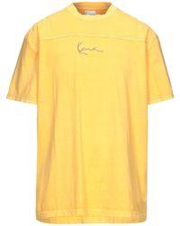 Karlkani T-shirt - Yellow