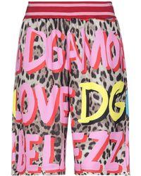 Dolce & Gabbana Bermuda Shorts - Multicolor