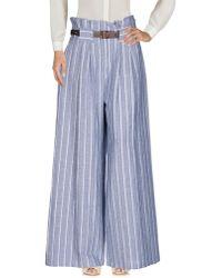 Souvenir Clubbing - Casual Pants - Lyst