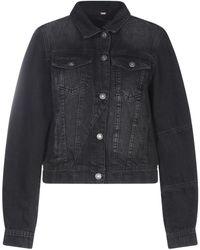 Free People Denim Outerwear - Black