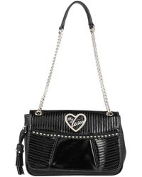 MY TWIN Twinset Shoulder Bag - Black