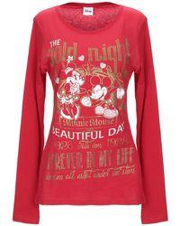 Disney Camiseta - Rojo