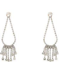 Ca&Lou Earrings - Metallic