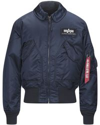 Alpha Industries Jacket - Blue