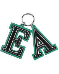 Emporio Armani Key Ring - Green