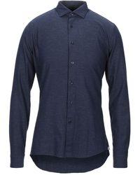 Alea Camicia - Blu