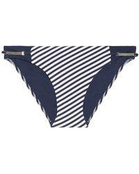 Heidi Klum Bikini Bottom - Blue