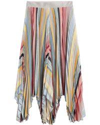 Missoni 3/4 Length Skirt - Blue
