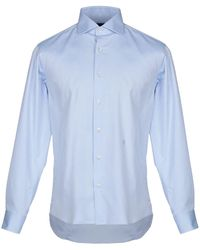 Tru Trussardi Shirt - Blue