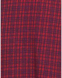 Circolo 1901 Midi Dress - Red