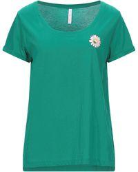 Sun 68 T-shirt - Green