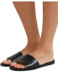 Common Projects Sandals - Black