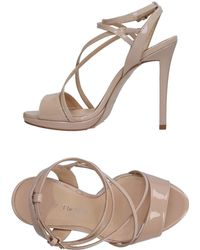 The Seller Sandals - Natural