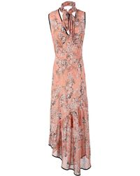 We Are Kindred Long Dress - Pink