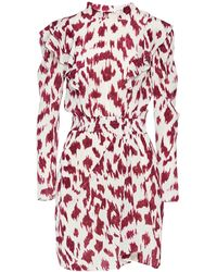 Étoile Isabel Marant Robe courte - Blanc