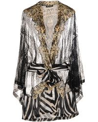 Versace - Dressing Gown - Lyst