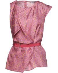 Le Sarte Pettegole Top - Pink