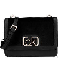Calvin Klein Cross-body Bag - Black