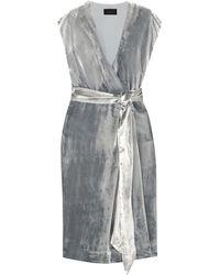J.Crew Knee-length Dress - Gray