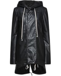 Rick Owens DRKSHDW Coat - Black