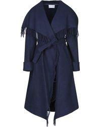 Aglini Abrigo - Azul