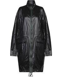 Haider Ackermann Overcoat - Black