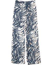 Blue Bay Pantalone - Blu