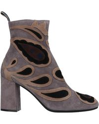 Maliparmi Ankle Boots - Grey