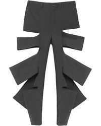 Comme des Garçons Pantalone - Nero