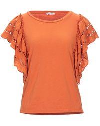 Motel T-shirt - Orange