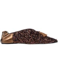 Paola D'arcano Loafer - Brown