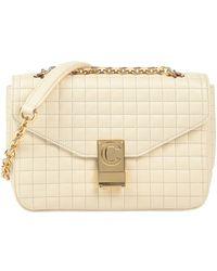 Celine Cross-body Bag - White