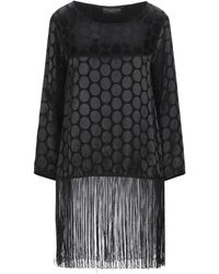 Cristina Gavioli Collection Blouse - Black