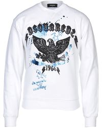 DSquared² Sweatshirt - White